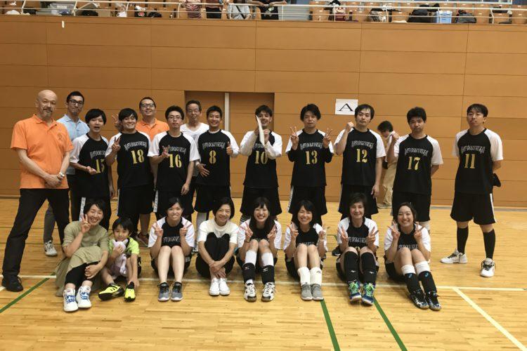 東葛地区職員バレーボール大会