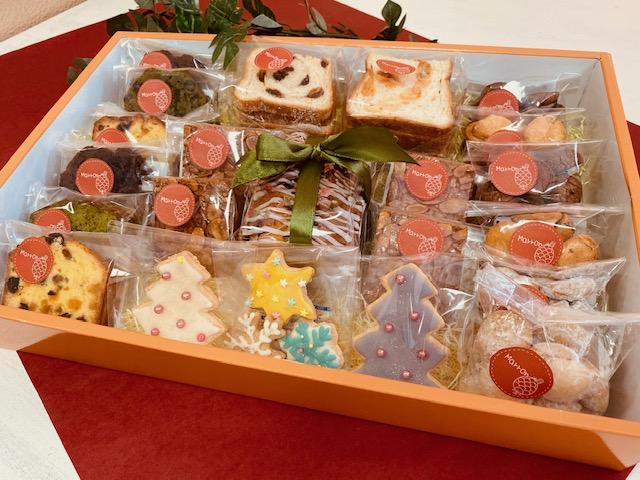 パウンドケーキ・クッキー詰め合わせの販売のお知らせ